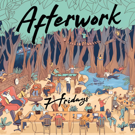 7Fridays - Afterwork cover